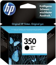 HP CB335EE No.350 black