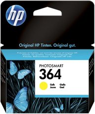 HP CB320EE No.364 yellow
