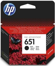 HP C2P10AE No.651 black