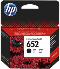 HP F6V25AE No.652 black