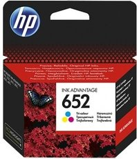 HP F6V24AE No.652 color