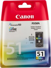 Canon CL-51 colour (0618B001)