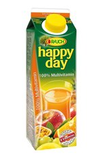 Happy day multivitamín 100% 1l , 12ks